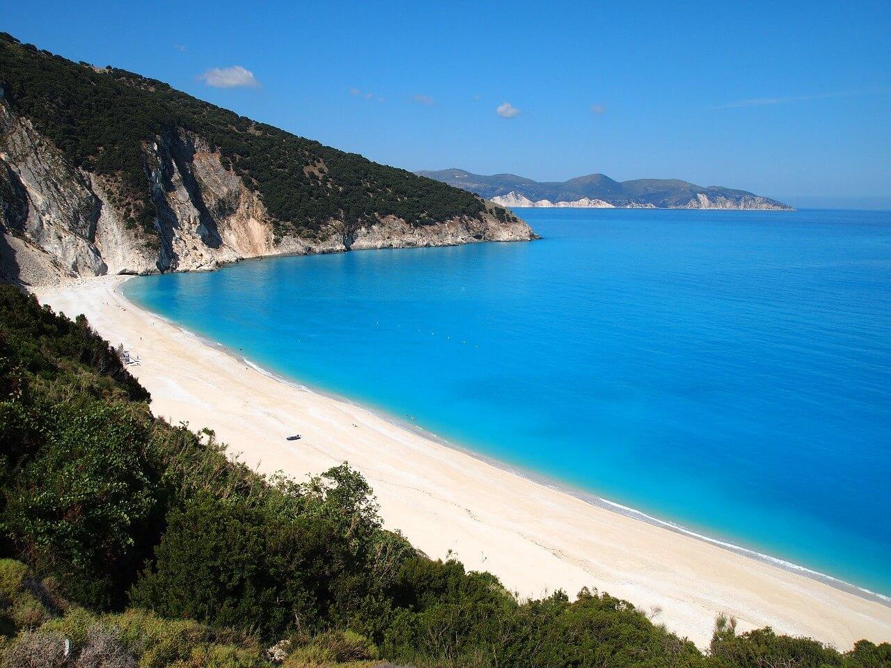 Best Beaches In Lassi Kefalonia